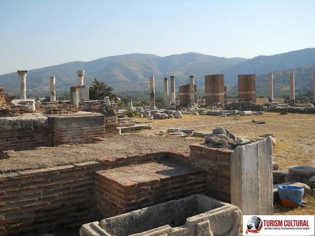 Turcia Selcuk Biserica Sf Ioan