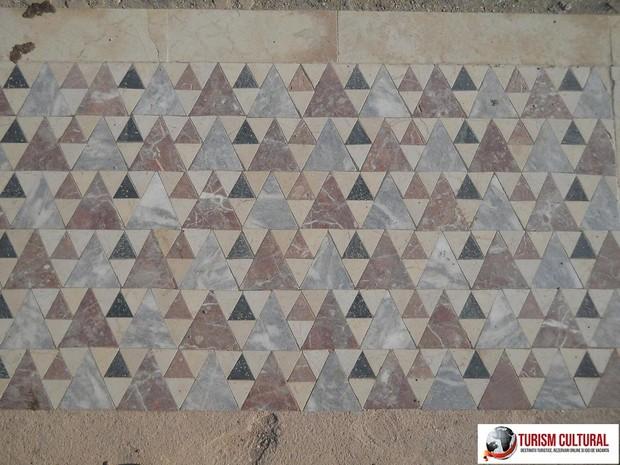 Turcia Selcuk Biserica Sf Ioan mozaic