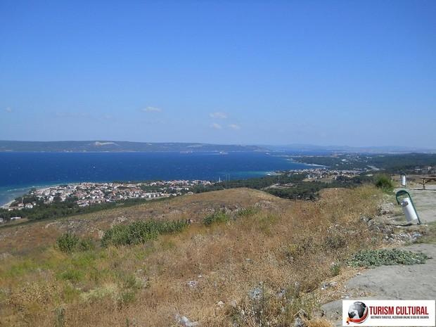 Turcia Stramtoarea Dardanele si Marea Egee