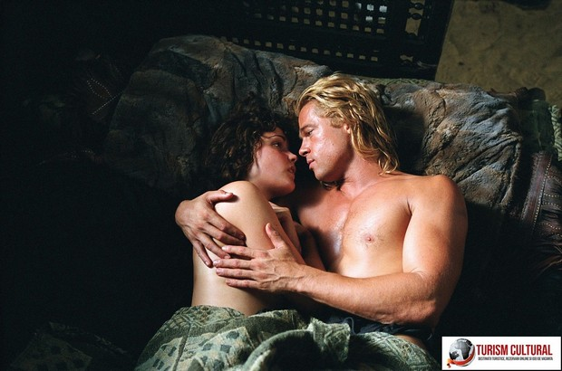 Troia Ahile si Briseis (Brad Pitt si Rose Byrne)