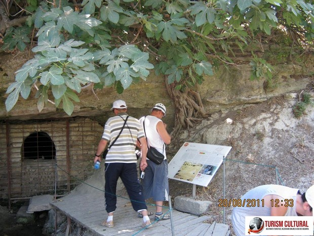 Turcia Troia alimentarea cu apa a cetatii