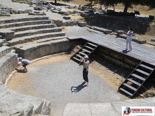 Turcia Troia bouleuterion