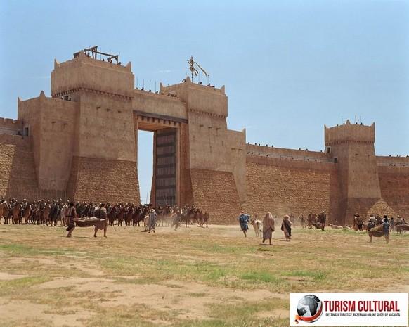 Turcia Troia portile orasului (filmul Troy 2004)