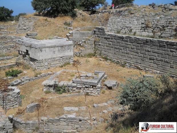 Turcia Troia urme ale civilizatiei romane
