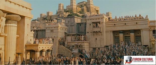 Turcia Troia (din filmul Troy 2004)