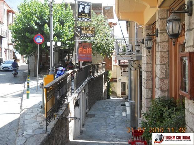 Grecia satul Arahova