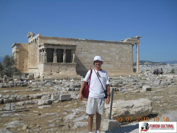 Grecia Atena acropole Erechtheion Florinb