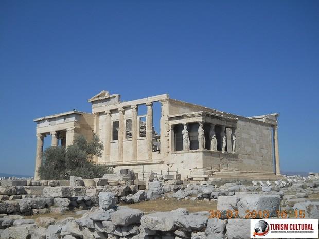 Grecia Atena acropole Erechtheion