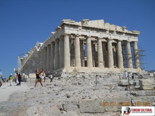 Grecia Atena acropole Parthenon