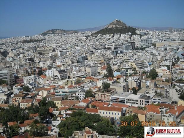 Grecia Atena colina Likavitos