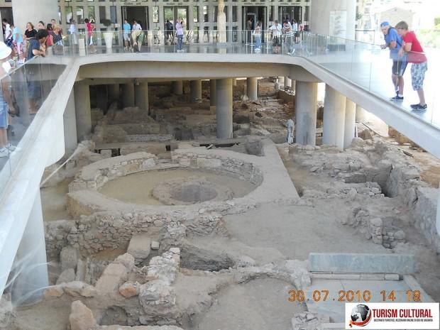 Grecia Atena muzeul nou
