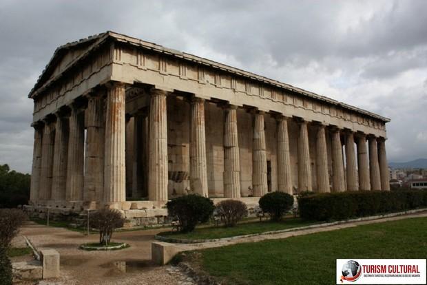 Grecia Atena Templul lui Hefaistos