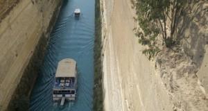 Grecia Canalul Corint