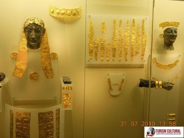 Grecia Delphi muzeu bijuterii