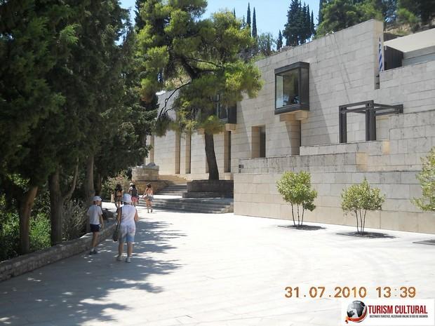 Grecia Delphi muzeu