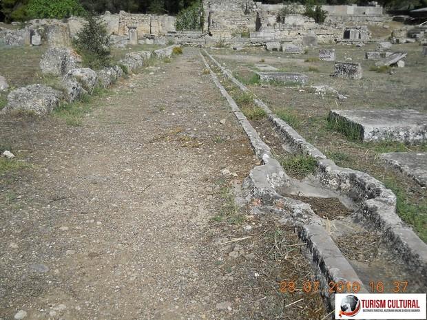 Grecia Epidaur canal scurgere