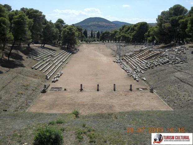 Grecia Epidaur stadionul