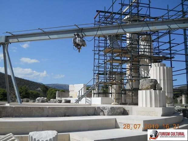 Grecia Epidaur tholos