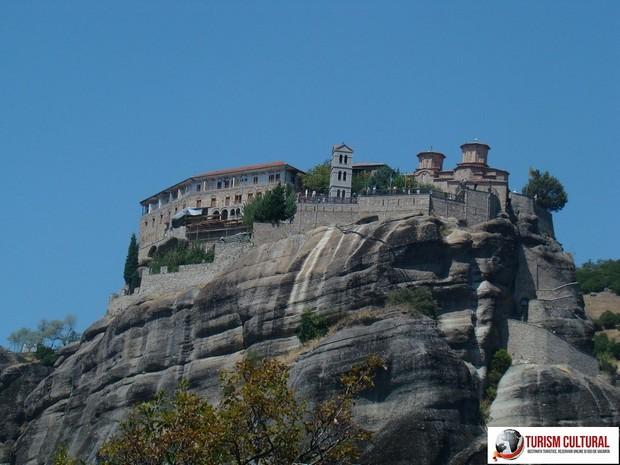 Grecia Meteora manastire
