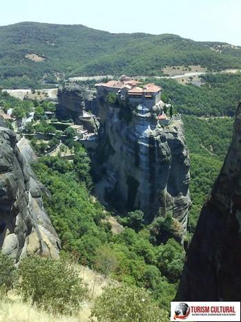 Grecia Meteora manastirea Aghiou Stefanou