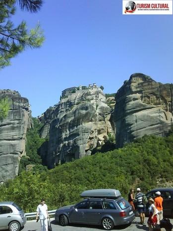 Grecia Meteora popas