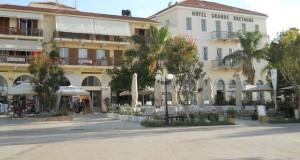 Grecia Nafplio hotel Grande Bretagne