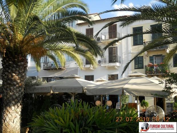Grecia Nafplio restaurante