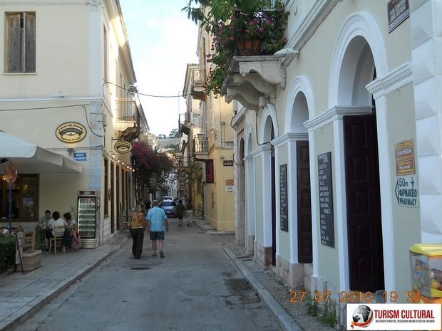 Grecia Nafplio strada din oras