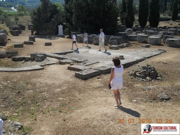 Grecia Nemea dumbrava sacra