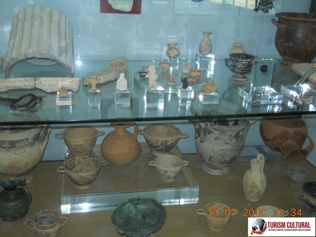 Grecia Nemea obiecte aflate in muzeu