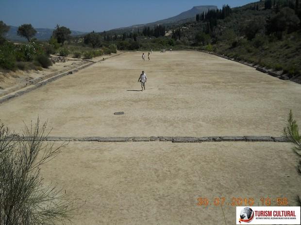 Grecia Nemea stadionul