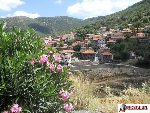 Grecia Peloponez satul Andritsena