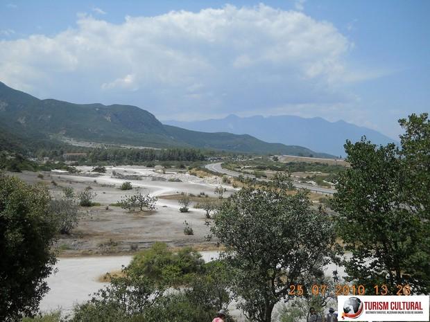 Grecia Termopile valea mausoleului