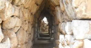 Grecia Tirint intrare in megaron (palatul regelui)