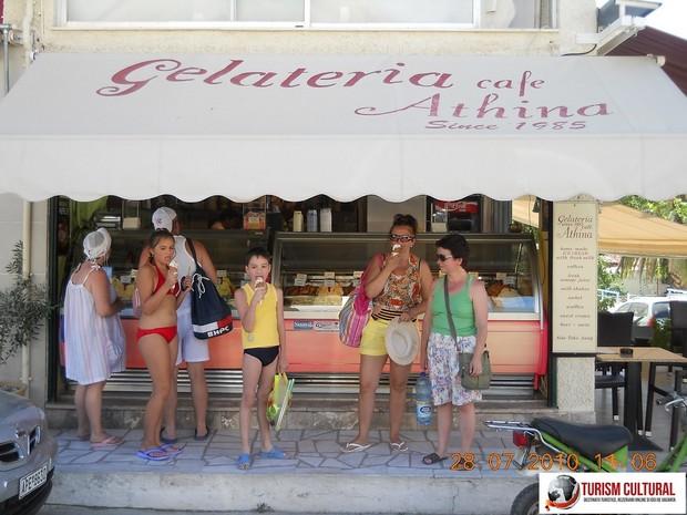 Grecia Tolo gelateria Athina