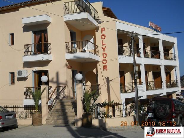 Grecia Tolo hotel Polydor