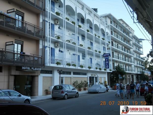 Grecia Tolo Hotelul Tolo