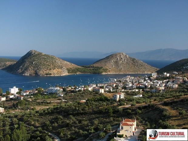 Grecia Tolo panorama statiunii