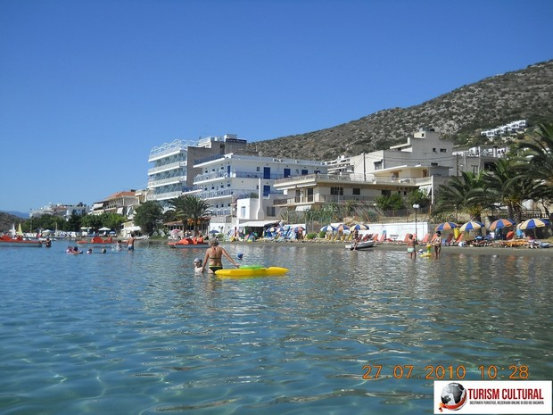 Grecia Tolo plaja est