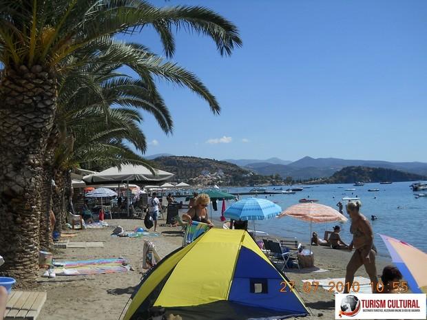 Grecia Tolo plaja ingusta