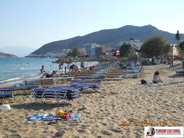 Grecia Tolo plaja lata