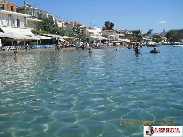 Grecia Tolo plaja vest