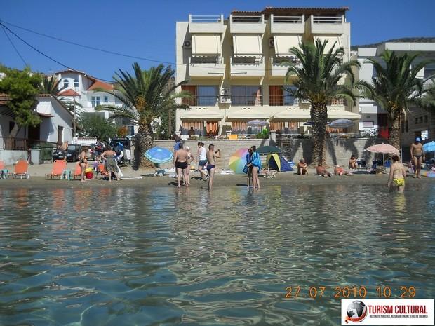 Grecia Tolo plaja