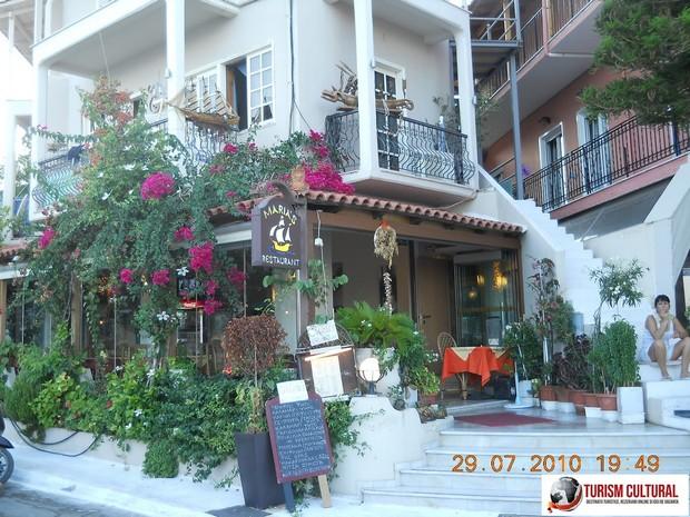 Grecia Tolo restaurant Maria
