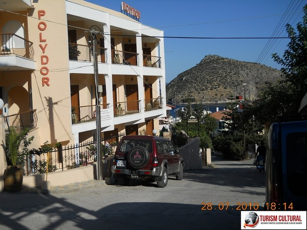 Grecia Tolo strada spre port