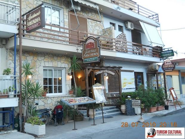 Grecia Tolo taverna Arcadia