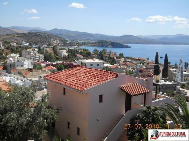 Grecia Tolo vedere din camera