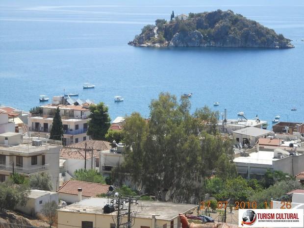 Grecia Tolo vedere din camera hotelului