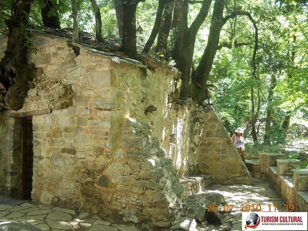 Grecia Vasta biserica peretele de est
