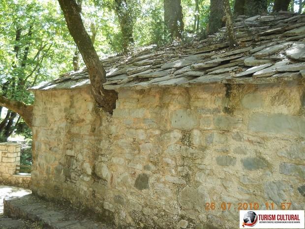 Grecia Vasta biserica peretele de vest